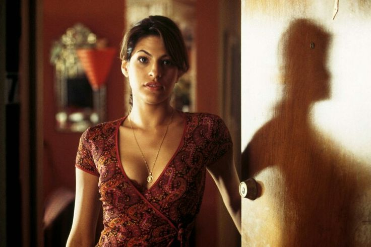 Eva Mendes in Training Day