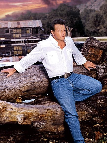Sammy Kershaw :)) From Abbeville, LA