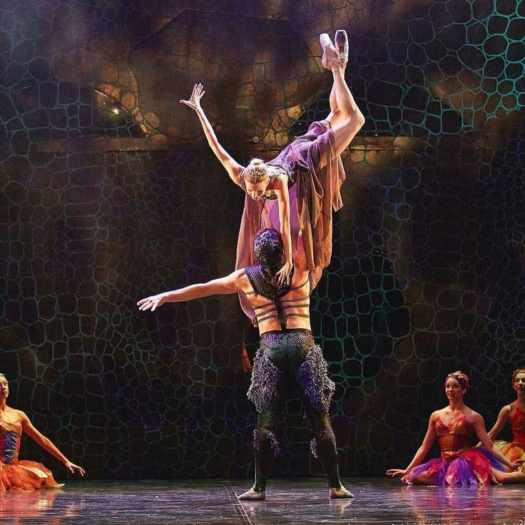 West Australian Ballet in Sleeping Beauty Sergey Pevnev