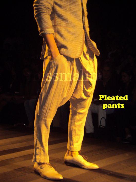 Arjun Khanna and Tarun Tahiliani love love love these for men