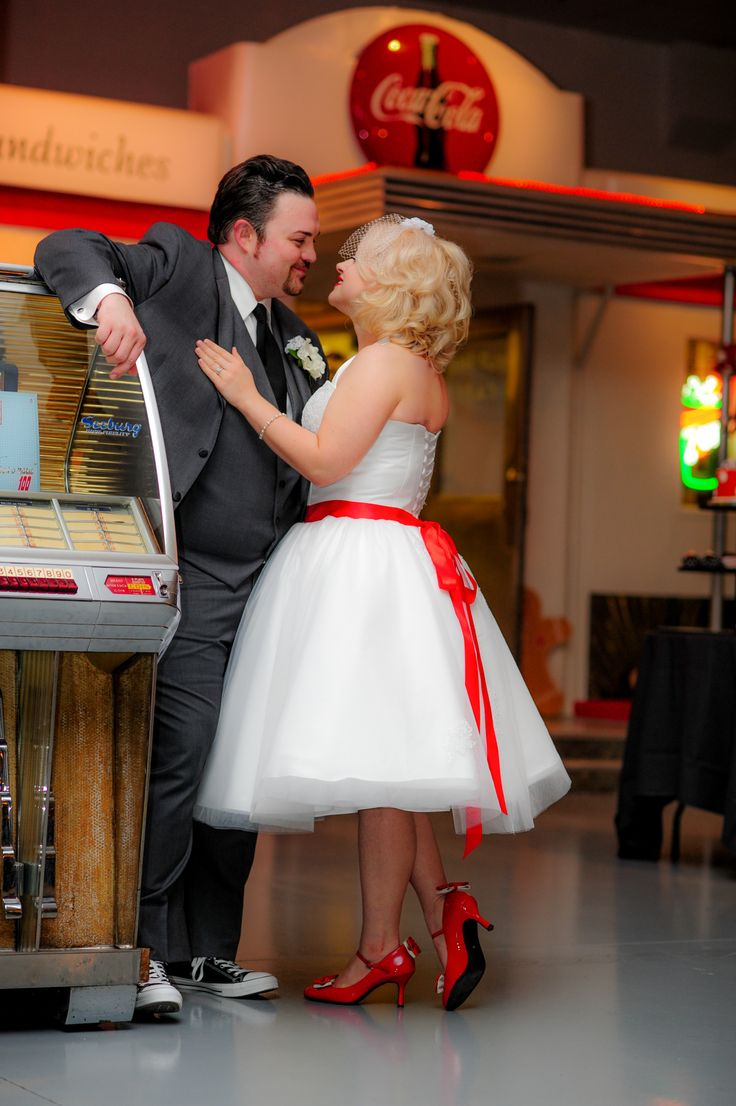 Artsy Pictures From Our 1950s Themed Wedding Held At The Aaca