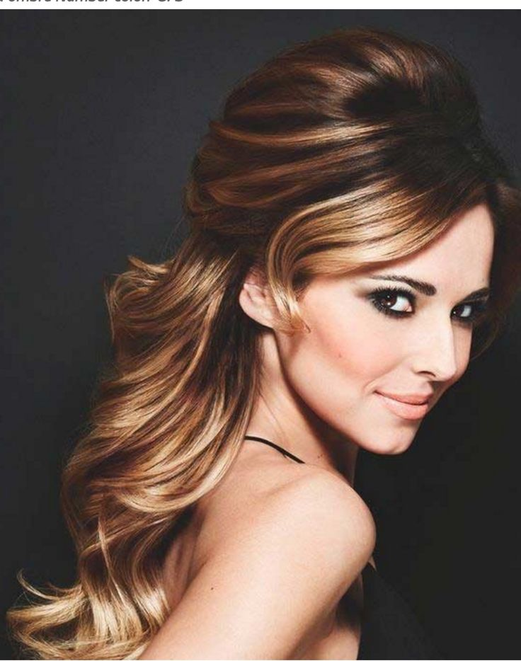 Cheryl Cole Hairstyles - Event Hairstyles, Wedding Hairstyles. #Hair #Beauty