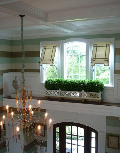Large Foyer Window Treatment : Ideas about story foyer on pinterest