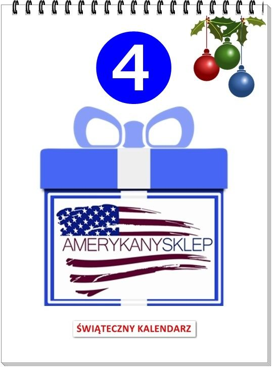 Christmas Calendar AmerykanySklep! We draw prizes for our clients! Congratulations!