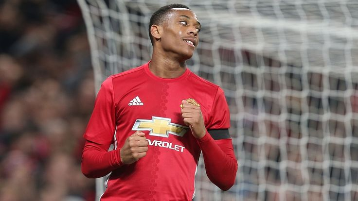 MANCHESTER UNITED SPORT NEWS: ANTHONY MARTIAL FEELING CONFIDENT