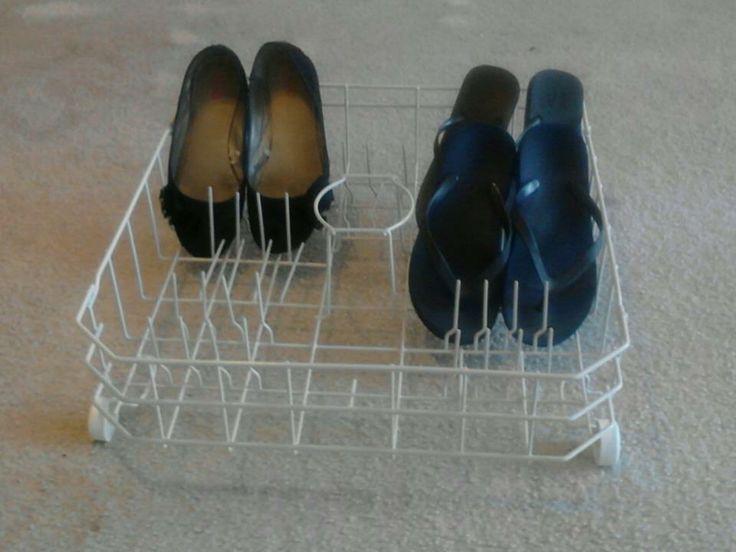 plastic coating for dishwasher rack