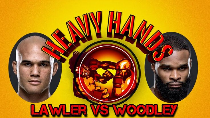 Brian Stann breaks down UFC 200, & Lawler-Woodley preview (Heavy Hands #...