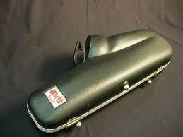 Image result for vintage saxophone case