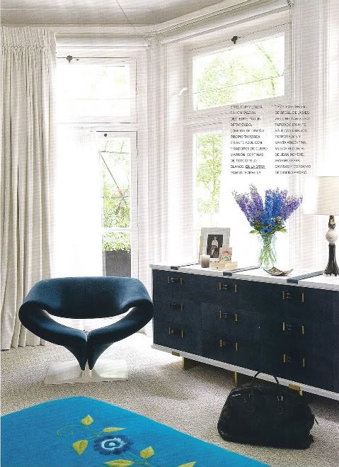 This Is David Collins London Apartment Design As Seen In Spanish AD I Have Loved For