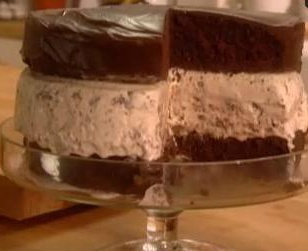 Chocolate yule log cake recipe food network