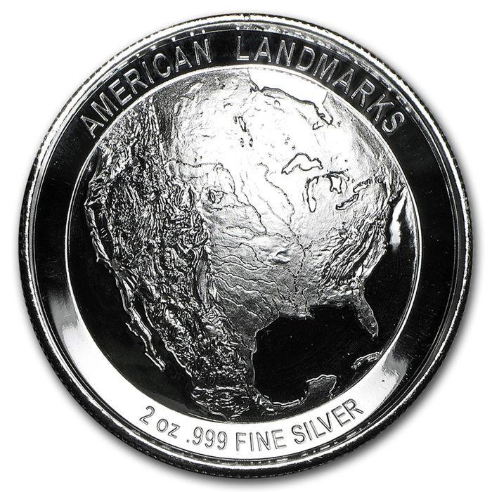 VS - 2 oz Pearl Harbor - Ultra hoog reliëf - met 3D Effect - AG 999 zilveren munt - Silver - Amerikaanse bezienswaardigheden  USA - Elemental Mint - 2 oz Pearl Harbor - Amerikaanse bezienswaardigheden999 fijn zilver - in ultra hoog reliëf!De munten zijn moeilijk te vinden op de Europese markt als gevolg van hun uitzonderlijke vorm en de geweldige voorstelling vande Arizona oorlogsmonument.Details:Gewicht: 2 oz - 62.2 gMint: Elementaire Mint USADiameter: 40 mmGeregistreerde scheepvaart.U…