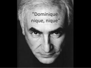 Dominique nique nique - par zap-actu