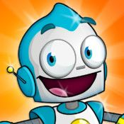 Robot Picnic Preschool -- includes a bunch of pre-school learning activities and looks fun! ($0.99)