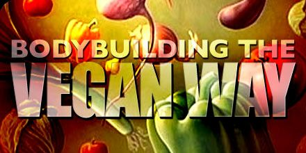 BODYBUILDING THE VEGAN WAY  Part I: The Workout. It is my goal to show how a vegan lifestyle can still help bodybuilders make great gains but in no way am I attempting to push my beliefs and lifestyle on anyone. This article is for anyone who is interested in a vegan bodybuilding lifestyle and those who would like to know more about being a vegan bodybuilding. #vegan  #bodybuilding