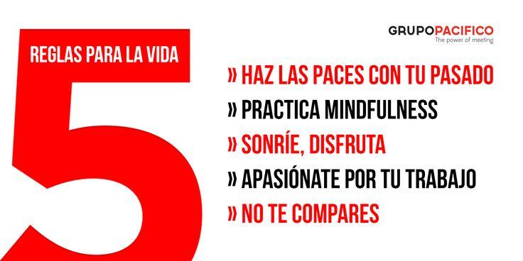 '5 reglas para la vida' que te ayudarán a evitar distracciones, a rendir más en tu trabajo y, en definitiva, a ser más feliz