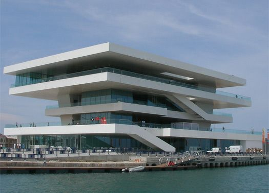 David Chipperfield - Americas Cup