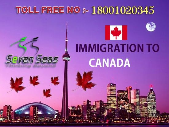 As you dream of better opportunities and quality of life, Canada is the perfect destination where you can move to. Sevenseas Edutech is a leading #Canada #immigrationconsultant in #Delhi, help the applicants throughout the immigration process and make sure that he/she immigrate to Canada without any hurdle. For more information, Call at 011-47473737.