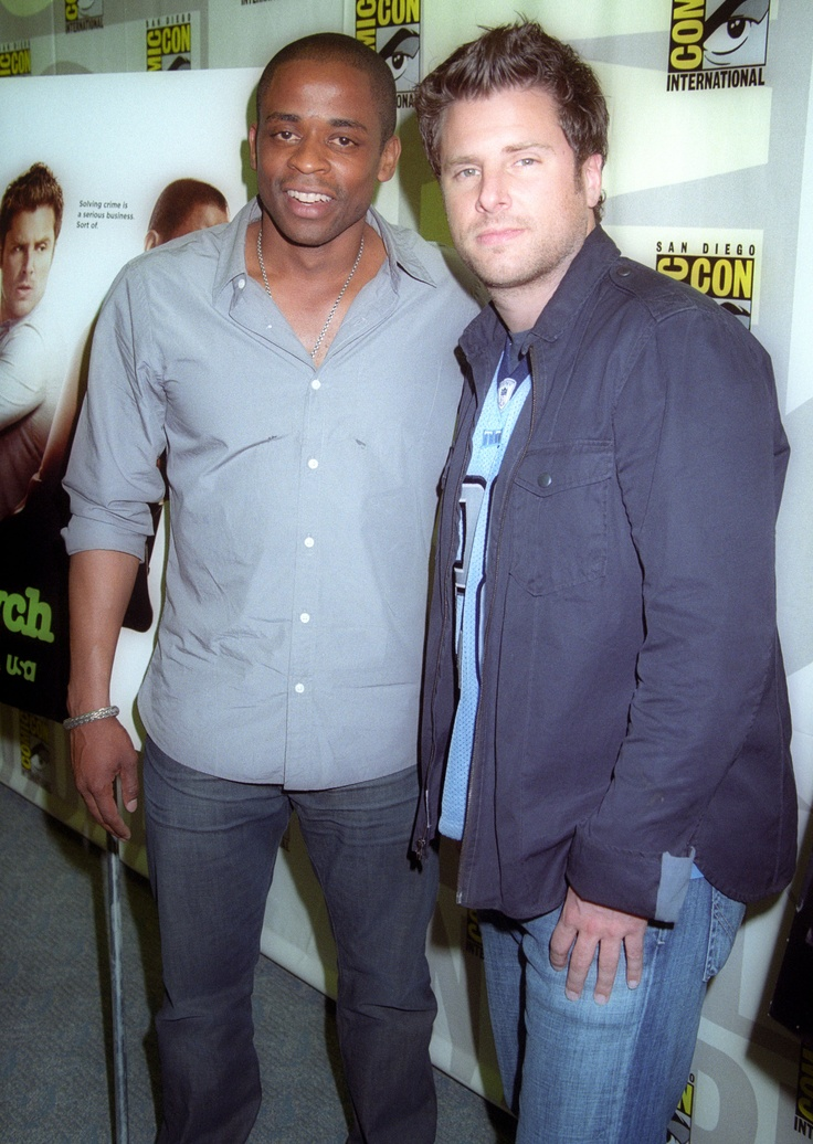 james roday and dule hill relationship advice