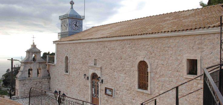 Church Agios Stefanou in Exanthia, Lefkada