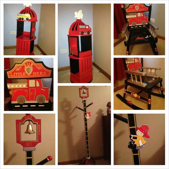 20 best Fireman Bedroom ideas images on Pinterest