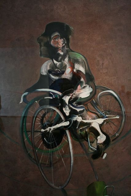 Francis Bacon. My painting hero.