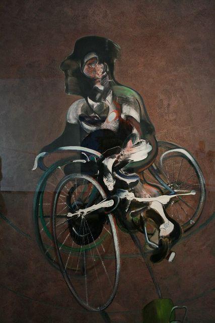 Francis Bacon. My painting hero.