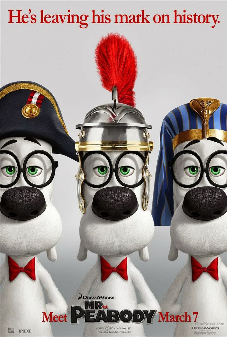 awesome 'Mr. Peabody and Sherman' Movie Review: Appealing & Pleasurable
