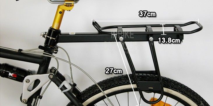 Cheap bicycle hand, Buy Quality bicycle rack pannier directly from China bicycle clip Suppliers:  Name:Free Shipping INBIKE Quick Release Aluminum Bike Bicycle Cycling Racks Bicycles Rear Luggage Accessories Sid
