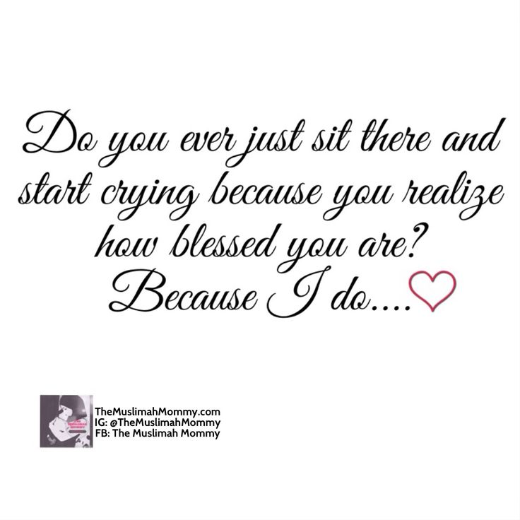 Because I do <3 #Blessed #blessings #quote