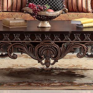 Old World Style Coffee Tables