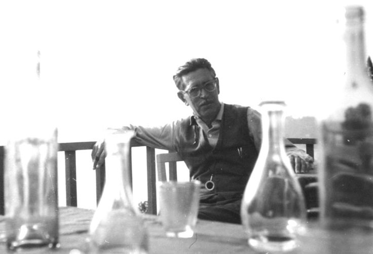 IL dinamico, eclettico scrittore e regista torinese, Mario Soldati