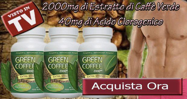 Green Coffee Funziona - Scopri Green Coffee Italia