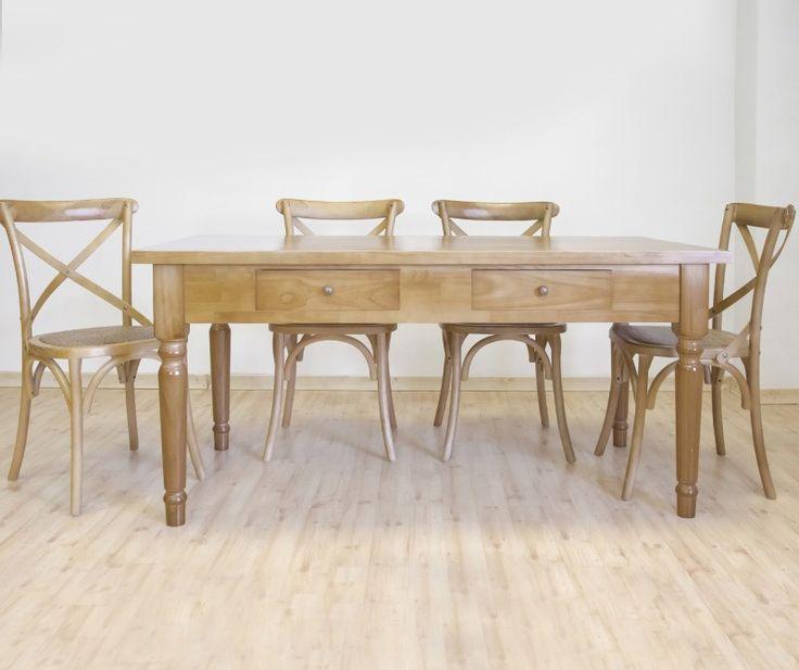 Mejores 18 imágenes de Conjunto de mesas y sillas vintage en ...