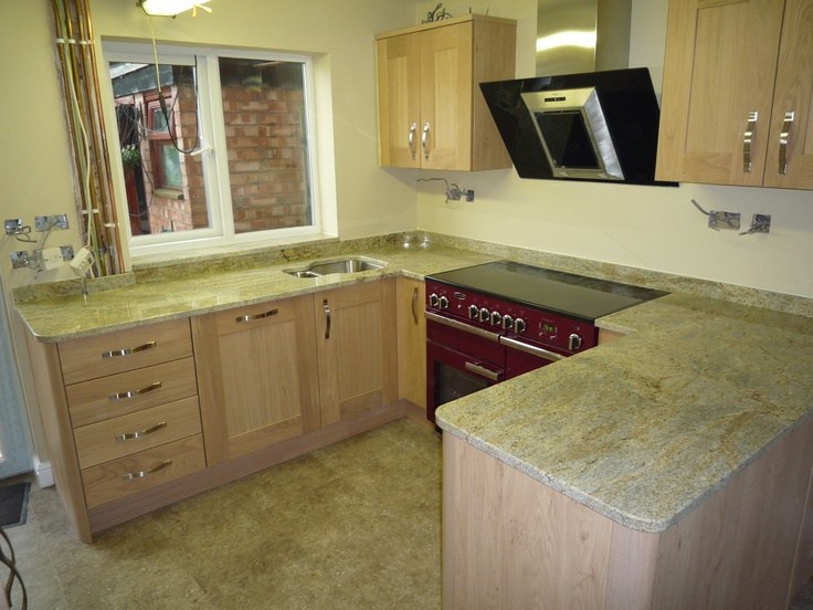 Kashmir gold granite kitchen ideas pinterest granite for Kitchen designs in kashmir