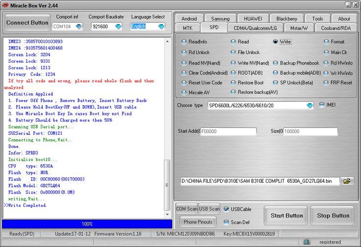 SAMSUNG B310E SIM LOCK REMOVE BY FLASH WITH WORKING FILE http://ift.tt/2ltmzPD http://ift.tt/2lLcNJs Samsung Samsung B310E Samsung Software  SAMSUNG B310E SIM LOCK REMOVE BY FLASH WITH WORKING FILE WITH MIRACLEKEY 2.44 BETA