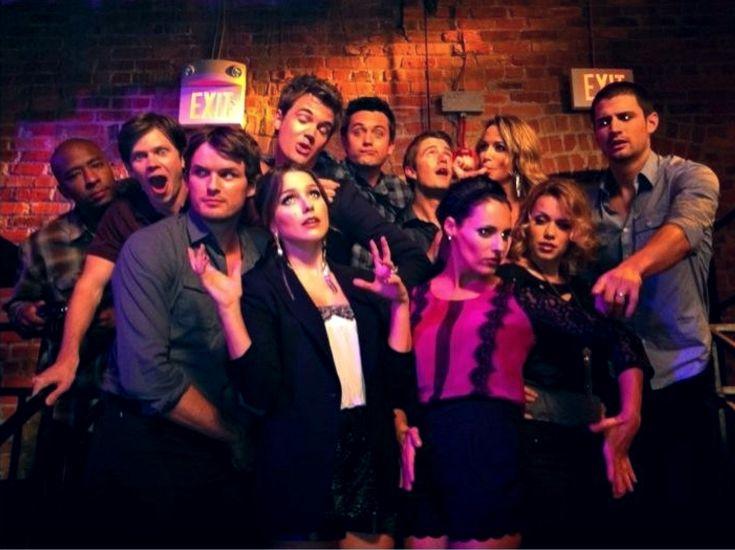 One Tree Hill Cast...I love them all!!!