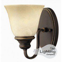 Hinkely Lighting - Cello 1 Light Wall Light - HK/CELLO1