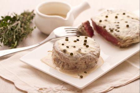 #Filetto al #pepe verde un grande classico, ma molto apprezzato. #ricette #cucina