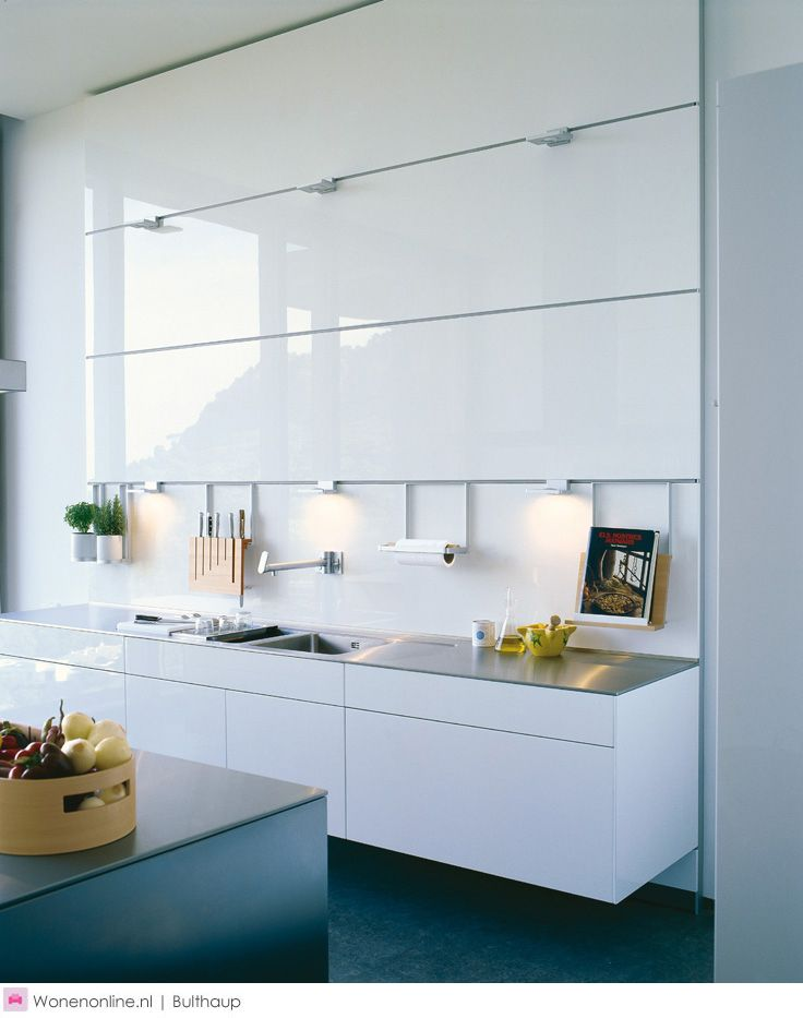 343 best keukens design images on pinterest kitchen for Bulthaup annecy