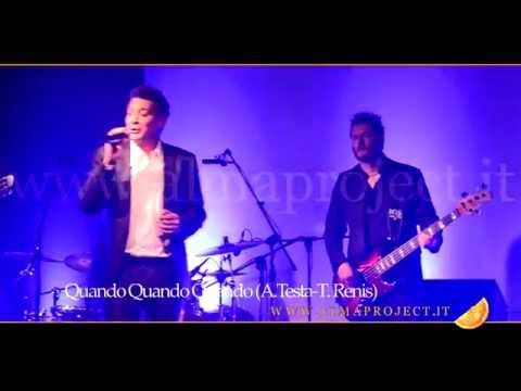 ALMA PROJECT - MDA Italian Pop Band - Nel Blu Dipinto di Blu (Volare) - (D…
