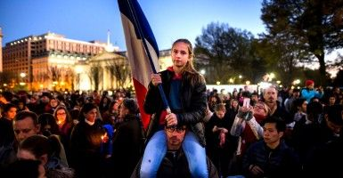 Paris Terror Attacks: Time for Leadership and Resolve in the Face of Evil
