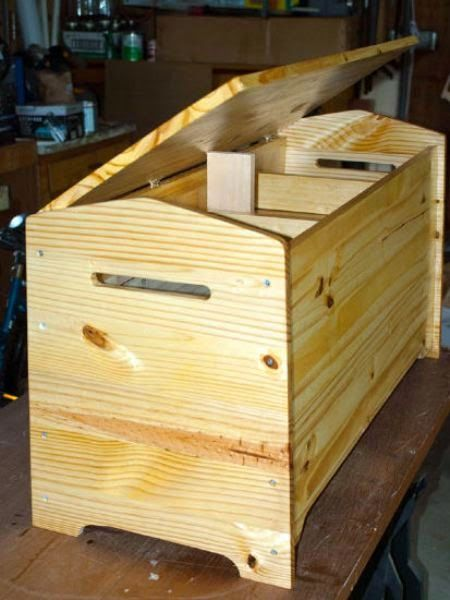 Build your own toy box plans woodworking projects plans Build your own toy chest