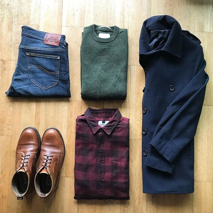 All the AW colours where do you get your flannel shirts? #tngoutfitgrid __________ Shirt: @topman Jeans: @leejeanseurope Boots: @randbman Jumper: @racinggreengb Coat: @rochasofficial __________ #outfitgrids #gqstyle #styleformen #ootd #lookbook #flatlay #flatlays #outfitgrid #falloutfits #mensstyle #outfitinspo #ootdmen #ootdfashion #rochas #flannelshirt #flannel #topman #randbman #russellbromley #leejeans