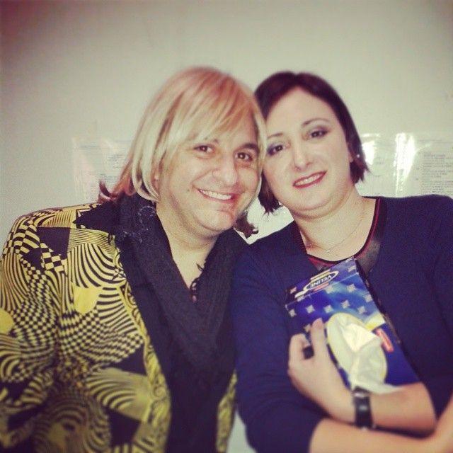 Con Romolo Prinz COLORADO 2014 Marzo-Aprile