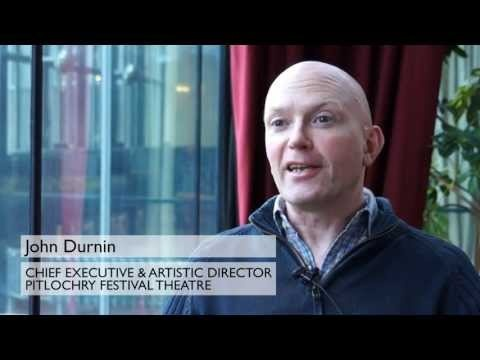 2 minute video by John Durnin, Artistic Director @PITLOCHRYft who reveals unique challenges of a Summer Season at PFT!