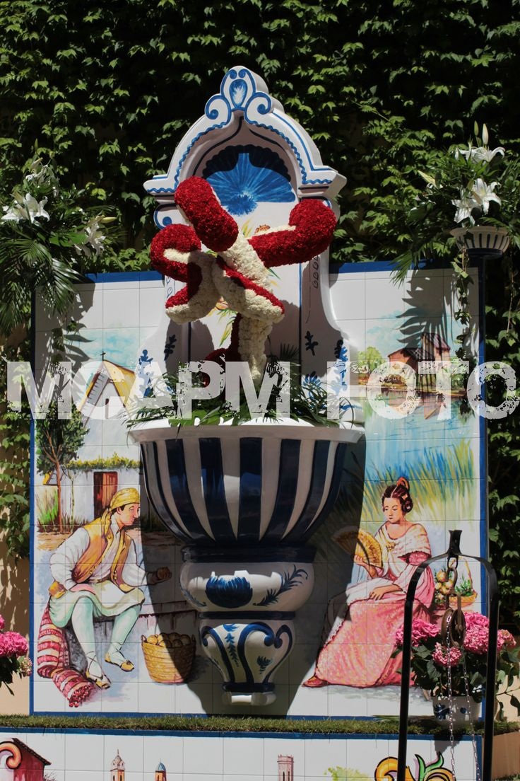 Cruces de Mayo 2014 Burriana