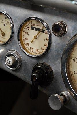 1937 BMW 328 Mille Miglia Photos ©2010 Peter Raider