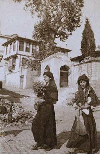 Selanik Türk Kadınları 1918