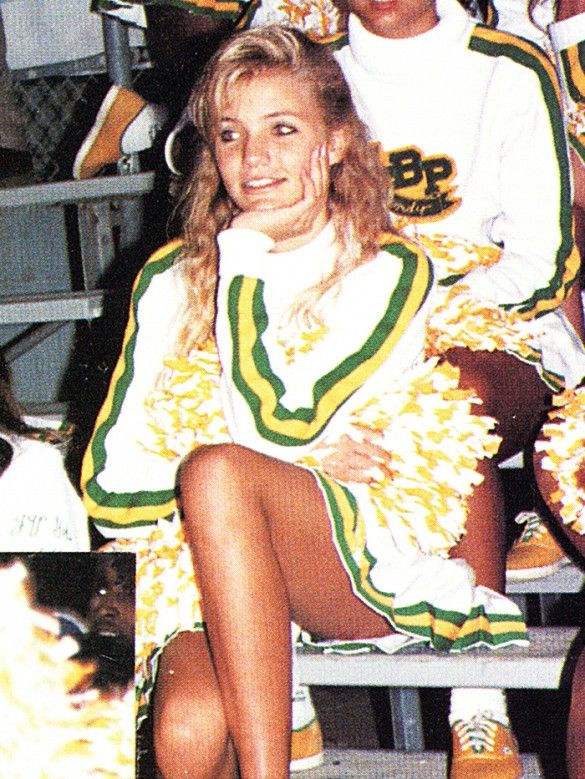 From Lady Gaga to Blake Lively, 14 Rare High School Photos via @WhoWhatWear