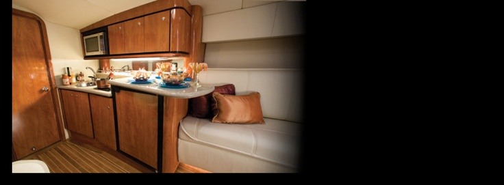 New 2012 Fountain Boats 48 Express Cruiser Express Fisherman Boat - All the luxuries of home.
